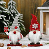 Christmas Decoration Wooden Santa Elf Ornament Christmas Navidad Gift New Year Decoration 2021 Merry Christmas Xmas Decoration-C