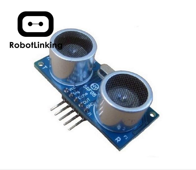 5Stk HY-SRF05 Ultraschall Distanzmodul Sensor für Arduino UNO R3 MEGA2560 DE