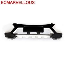tuning Front Rear Diffuser Car Lip Auto Decoration Mouldings Styling Accessory Bumpers protector 17 18 FOR Chevrolet Equinox