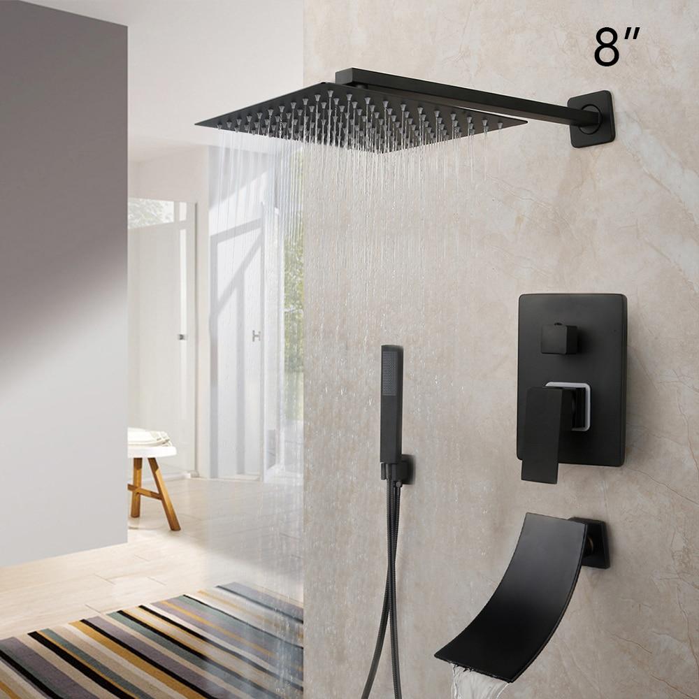 8 Inch Shower W1