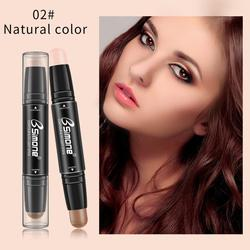 BSIMONE double-head light & shadow fixing stick concealer fixing, face & nose shadow highlighting & brightening stick TSLM1