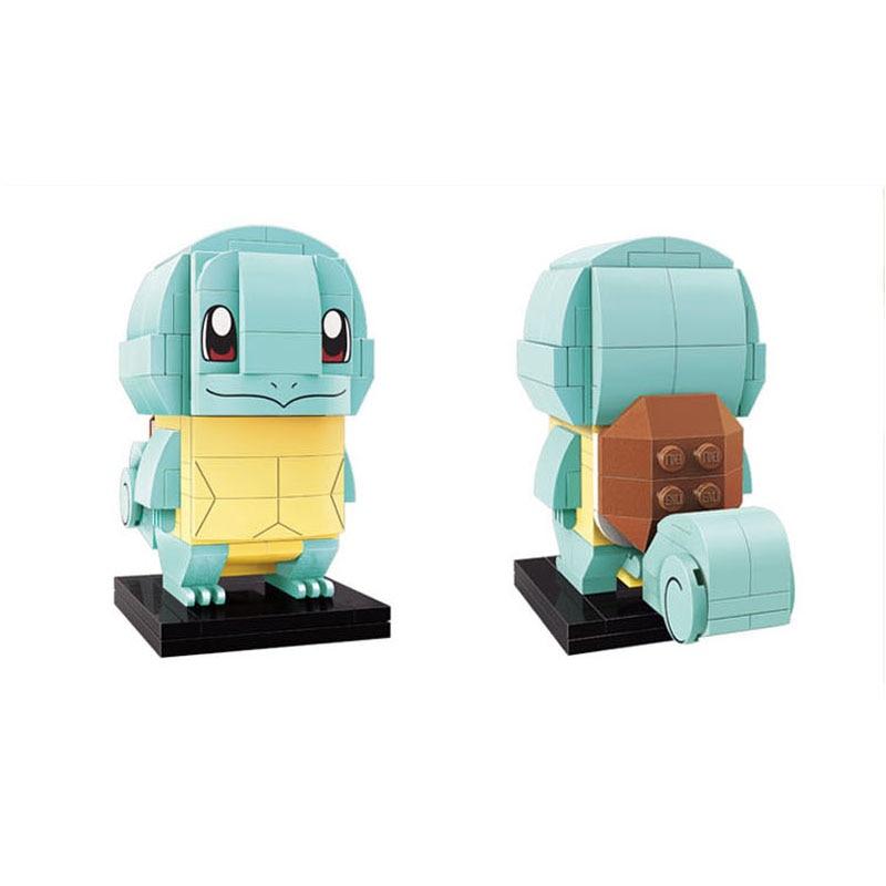 ENLIGHTEN Pokemon All Set Building Blocks 39