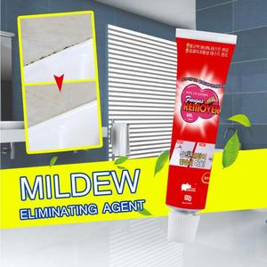 20g Mildew Cleaning Agent Household Tile Cleaner Floor Wall Mold Mildew Fungicide Detergent Mold Remover Gel Stain Cleaner