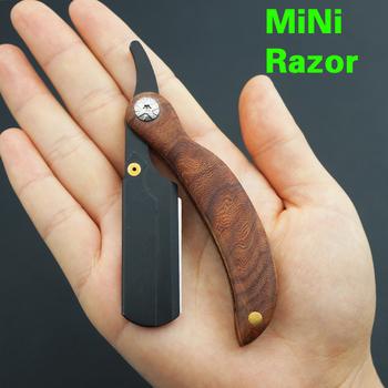 Nowa maszynka do golenia redwood MINI maszynka do golenia osobowość palmowa maszynka do golenia męska maszynka do strzyżenia włosów tanie i dobre opinie DRGSKL Mężczyzna Brak carbon steel 000 cm Face 7108