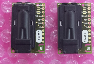 Image 2 - Two channel Three in one Carbon Dioxide Sensor + Temperature and Humidity SCD30, UART Output