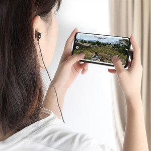 Image 5 - หูฟังสำหรับเล่นเกมหูฟังประเภท C สายควบคุมชุดหูฟังสเตอริโอกีฬาหูฟังพร้อมไมโครโฟนสำหรับ Xiaomi Huawei Samsung SH *