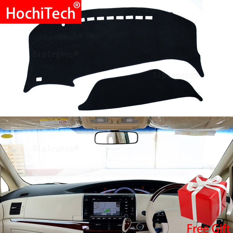 For Toyota Previa 50 2006 2019 XR50 Estima Tarago Dashboard cover pad sun protection pad UV protection mat Right Hand Drive