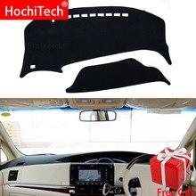 Tapis de protection solaire pour conduite à droite, pour Toyota Previa 50 2006 ~ 2019 XR50 Estima Tarago, protection de tableau de bord