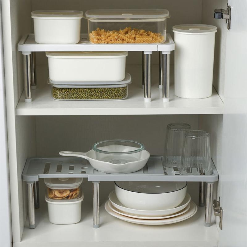 Creative Storage Shelf Shoe Rack Cabinet Holders Kitchen Closet Organizer Easy To Install Home Furniture Space Saving