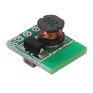 Image 3 - 20Pcs/Lot 1.5V 1.8V 2.5V 3V 3.7V 4.2V 5V TO 3.3V or 5V DC DC Boost Converter Module Board