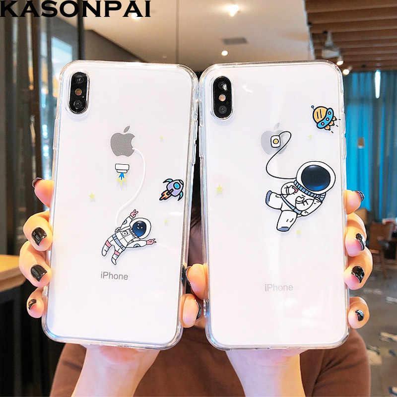 Space Giraffes iPhone 11 case