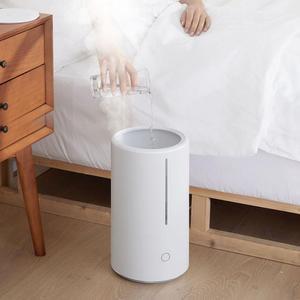 Image 5 - XIAOMI humidificador esterilizador ultrasónico inteligente mijia, esterilización germicida UV para el hogar, funciona con la aplicación Mijia, 4,5l
