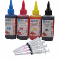 For Canon MG2540 MG2540S MG 2540 2540S Pixma Printer Ink PG445 445 CL446 Ink Cartridge Refill Ink kits Russia