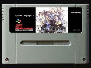Image 1 - 16Bit ゲーム * * FF 4 (スペイン語 PAL バージョン!! スペイン語!!)
