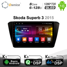 6G + 128G Ownice Android 10,0 8 Core 10.1