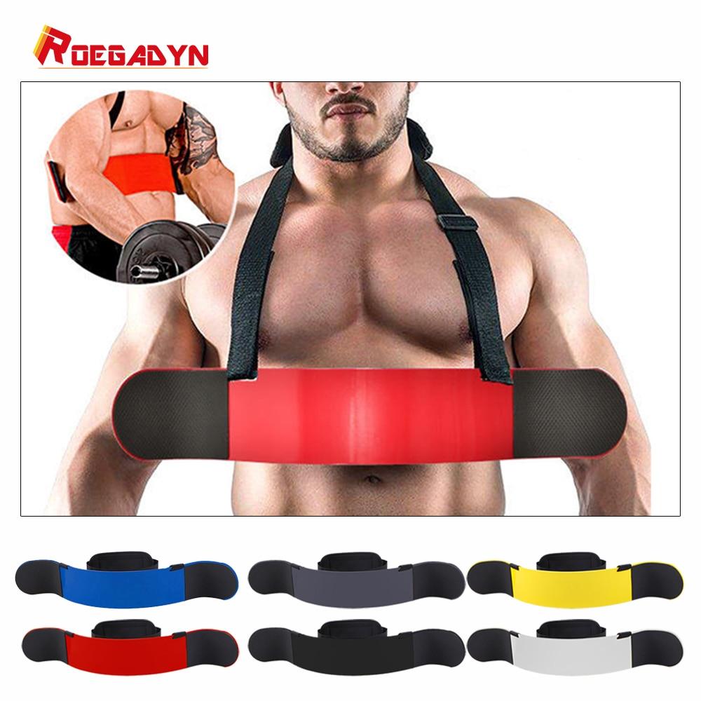 ROEGADYN Arm Trainer Bicep Arm Blaster Weightlifting Arm Blaster Fitness Arm Biceps Bomber Weightlifting Biceps Training Board