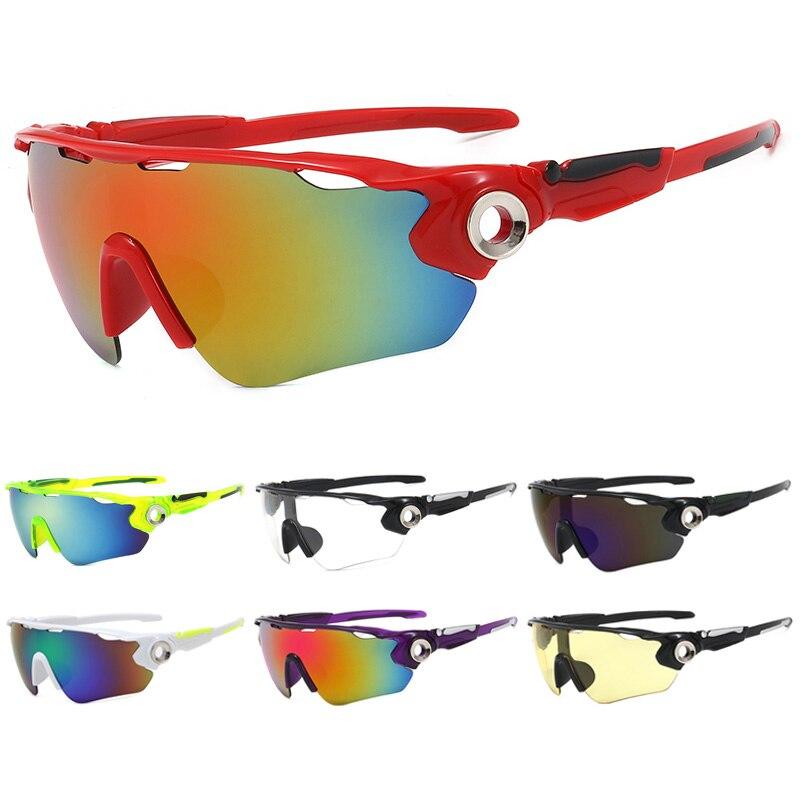 Men Women MTB Bicycle Glasses Outdoor UV400 Mountain Bike Road Bike Sunglasses Sports Riding Cycling Eyewear Gafas de bicicleta