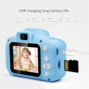 Image 4 - Children Kids Camera Digital Instant Video Cameras New Year Christmas Gifts Mini Educational Toys For Girls Boys Children Baby
