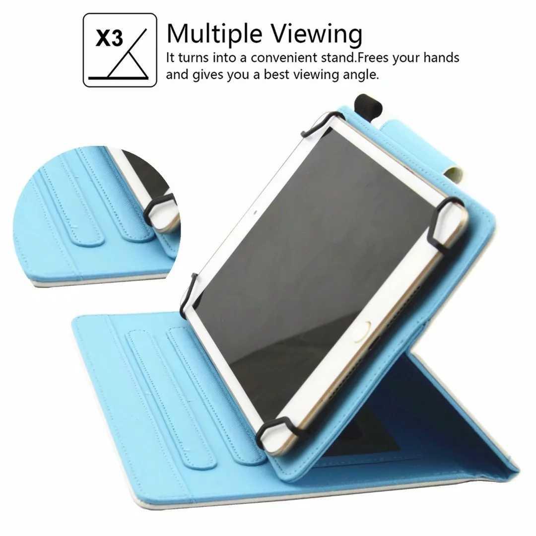 """8 """"дюймовый чехол для планшета универсальный для Tesla Element Impulse Atom Effect неоновый цветной магнит 8,0 3g LTE Магнитный чехол + ручка"""