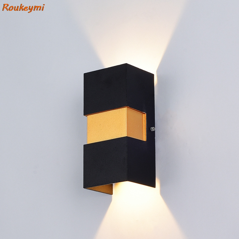 New outdoor wall lamp LED exterior motion wall villa hotel park hallway stairs wall lamp garden and terrance led garden lights