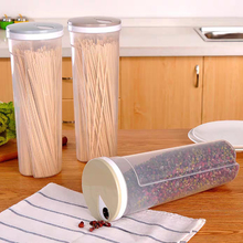 Kitchen Organizer And Storage For Pasta/Grain/Food Box Multifunction  Containers Spaghetti Cutlery Noodle Boxes