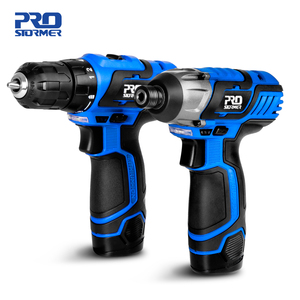 12V Electric Cordless Screwdriver Drill 100NM Torque Electric Drilling Machine Mini Hand Drill Wireless Power Tool by PROSTORMER