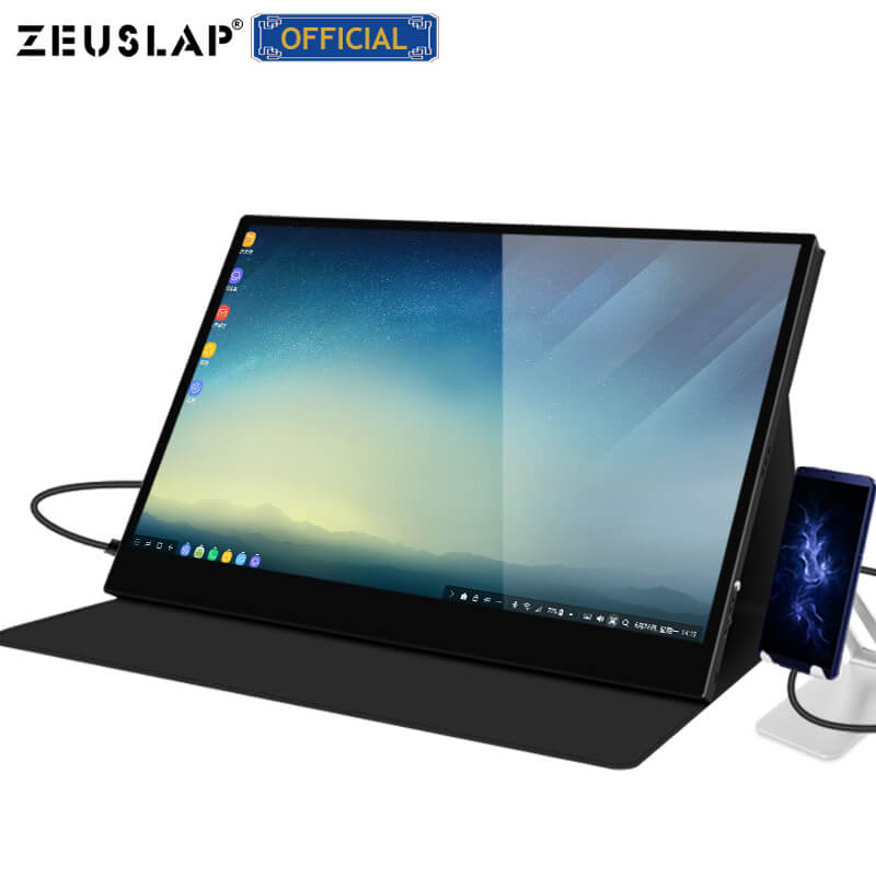 8,9 inch 14inch IPS Touch Screen Tragbare Gaming Monitor LED LCD Displays PS3/4 Xbox360 Tablet Display für windows 7 8 10