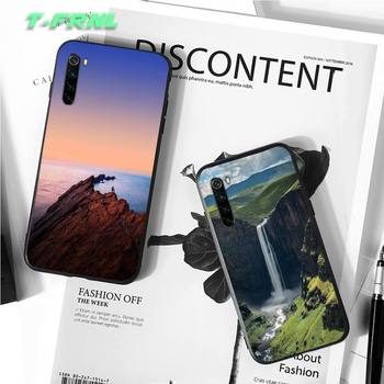 Canyon View case coque fundas etui for xiaomi note max mi 3 7 8 9se Redmi 7 7a 8 8t 10 pro lite cases cover image