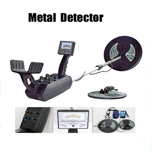 Metal Detector Underground Gold Finder All Coil Search Scannter Digger Kit Tester Machine Professional Detecting Long Range Gem