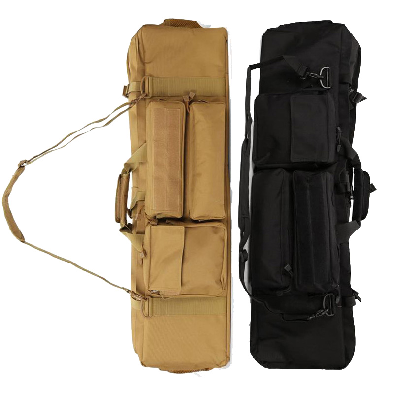 Tactical Rifle Gun Carry Bag Gun Nylon Holster Outdoor Hunting Rifle Case Military Gun Rifle Protection Carrying Case About 96cm bag carry bag military bag rifle - title=