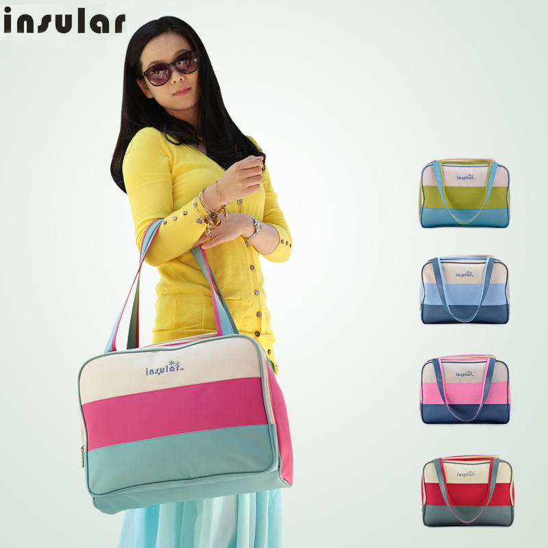 Diaper Bag One Shoulder Multifunction Travel Backpack Maternity Baby Nappy Changing Bags Large Capacity Waterproof And Stylish