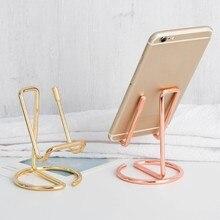 Proste Tablet uniwersalny podstawka na telefon komórkowy uchwyt na stojak na telefon komórkowy stojak na biura na biurko półka