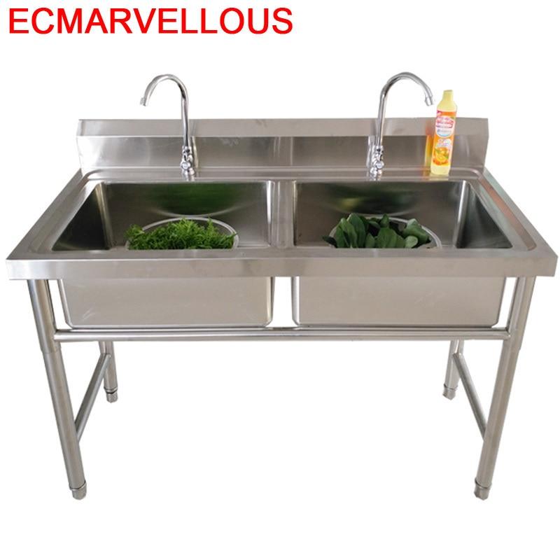 Lava Manos Integral Spoelbak Cuisine Lavandino Evier Banheiro Afwasbak Lavabo Fregadero De Cocina Cuba Pia Cozinha Kitchen Sink