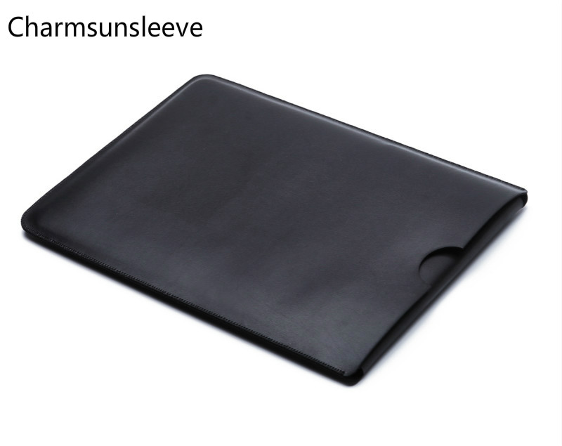 Charmsunsleeve For Dell G5 G3 15 Gaming Laptop Ultra-thin Pouch Cover,Microfiber Leather Laptop Sleeve Case