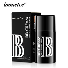 BB Air Cushion Foundation Mushroom Head CC Cream Concealer Whitening Makeup Cosmetic Waterproof Brighten Face Base
