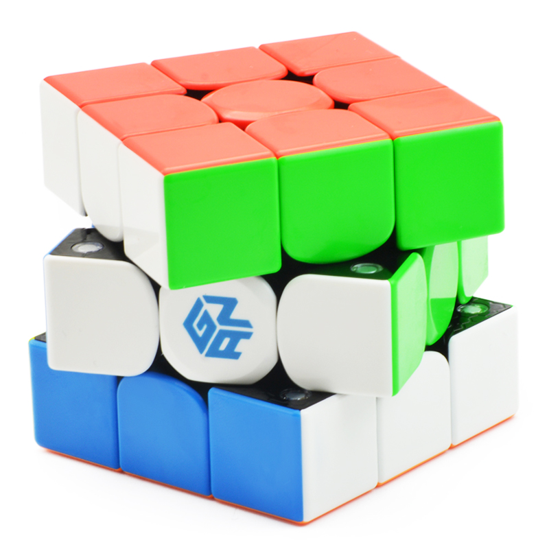 Gan 356 X Numerical IPG 3x3x3 Speedcube Professional Speed Gan 356X 3x3 Cubo Magico GAN 356 X Puzzles For Children