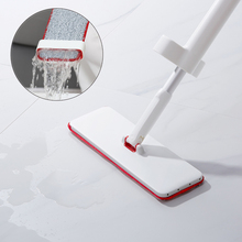 Eyliden 360 Degree Rotating Free Hand Washing Flat Mop With Strong Water Absorption for Home Wooden Floor Cleaning
