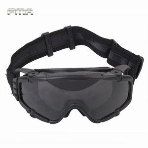 Goggles Safety-Glasses Paintball FMA Airsoft Anti-Fog Tactical with Fan Outdoor Eyewear