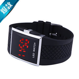Watch LED Smart Electronic-Watch Men Women Fashion Trend for And Couple Students