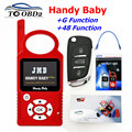 Original JMD Handy Baby Hand-held Car Key Copier Auto Key Programmer V9.0.5 for 4D/46/48 Chip with G+48 function