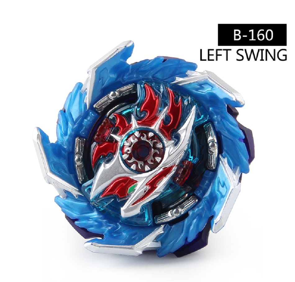 Tops Burst Launchers Beyblade GT Toys B-160Burst Bables Toupie Bayblade Metal Fusion God Tops Bey Blade Blades Toy