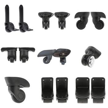 Luggage wheel replacement Wheels Suitcase accessories universal Casters rolling luggage suitcase wheeled bags Caster