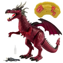 Dinosaurs-Toys Rc Robot Remote-Control Educational-Toys Animals Children Electric