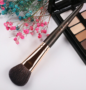 1 pc Goat hair sculpting contour Makeup brushes Bronzer buffing Foundation Make up brush exquisite beauty tools My destiny 025