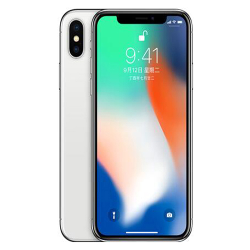 "Original Unlocked Apple iPhone X Face ID 5.8"" iOS A11 Smartphone 3GB RAM 64GB/256GB ROM 12MP Hexa Core 4G LTE Mobile Phone IP67|Cellphones| - AliExpress"