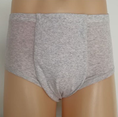 Тканевые подгузники для взрослых, для мужчин и женщин, можно стирать старую мочу, не мочить подгузники, брюки, непромокаемые хлопковые подгузники со вставками - Цвет: NUM4