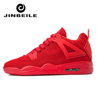 Black Men's Basketball Shoes Street Men's Basketball Sneakers Culture Sports Shoes High Quality Jordan Men's Sports Shoes Basket|Basketball Shoes|   -