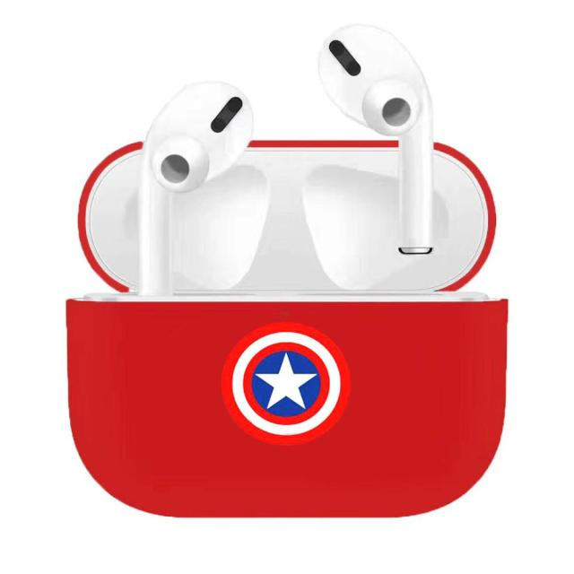 Super Hero Silicone Case for AirPods Pro 5
