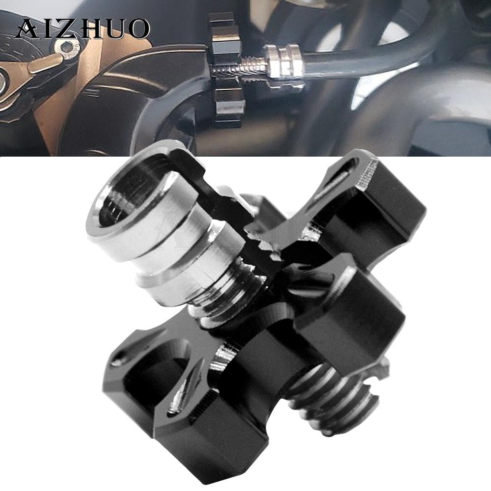Motorcycle Adjuster Clutch Brake Screw Motorbike M8 Bolt for Yamaha R1 R6 Honda