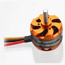 Dys Brushless External Rotating Motor D3530-1400kv 1100kV 1700kv Golden 2-4Lipo is Suitable For Multi Axis Fixed Wing Aircraft H